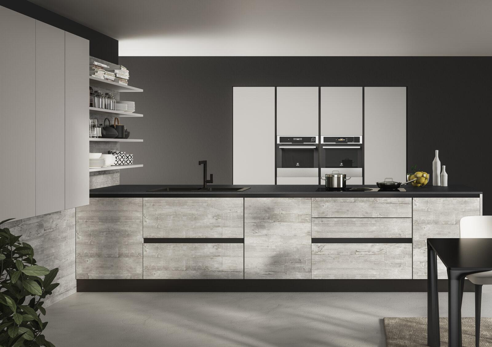 Fabbrica Cucine Budrio – Linea B Cucine