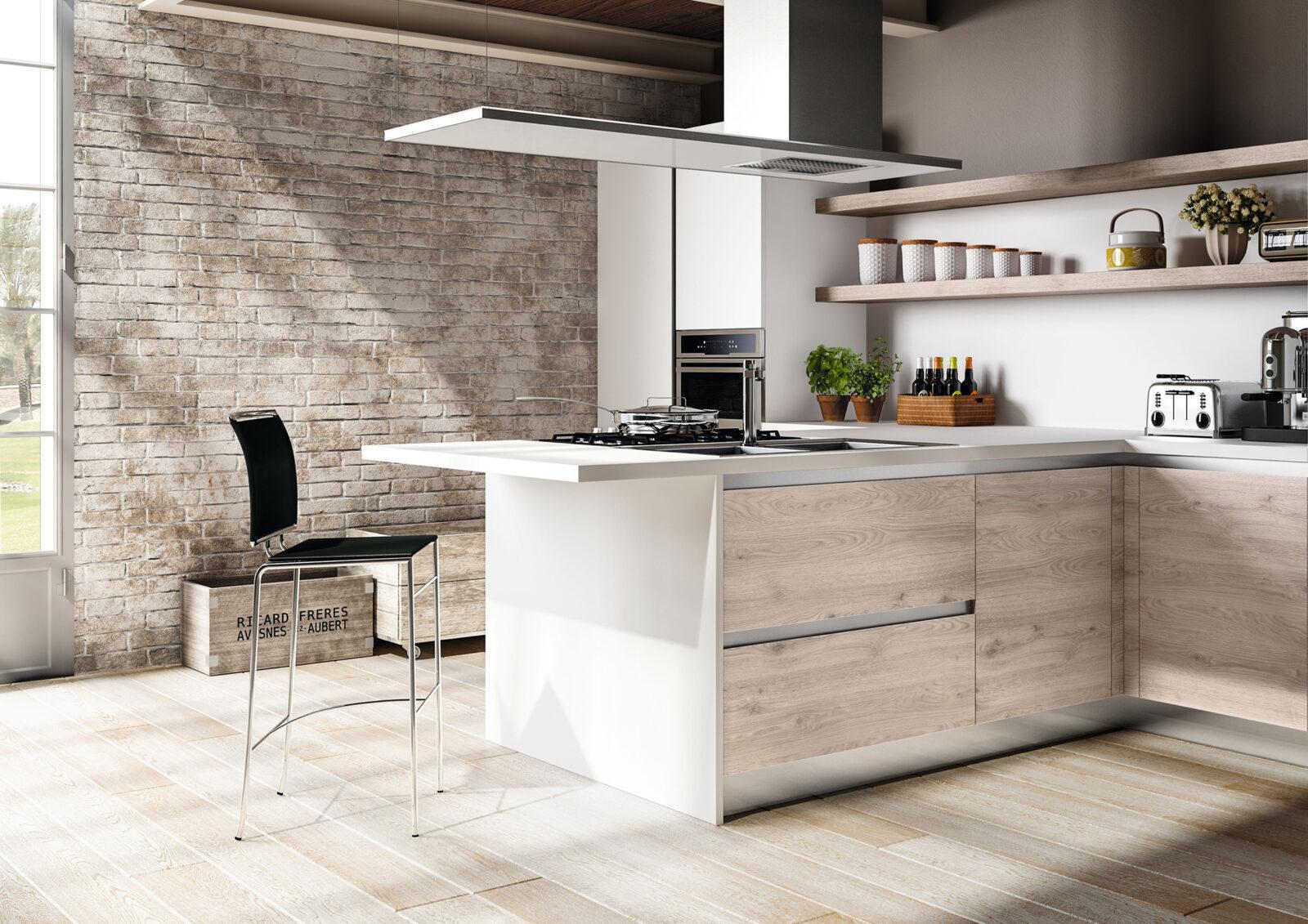 Produzione Cucine Su Misura Castel San Pietro – Linea B Cucine