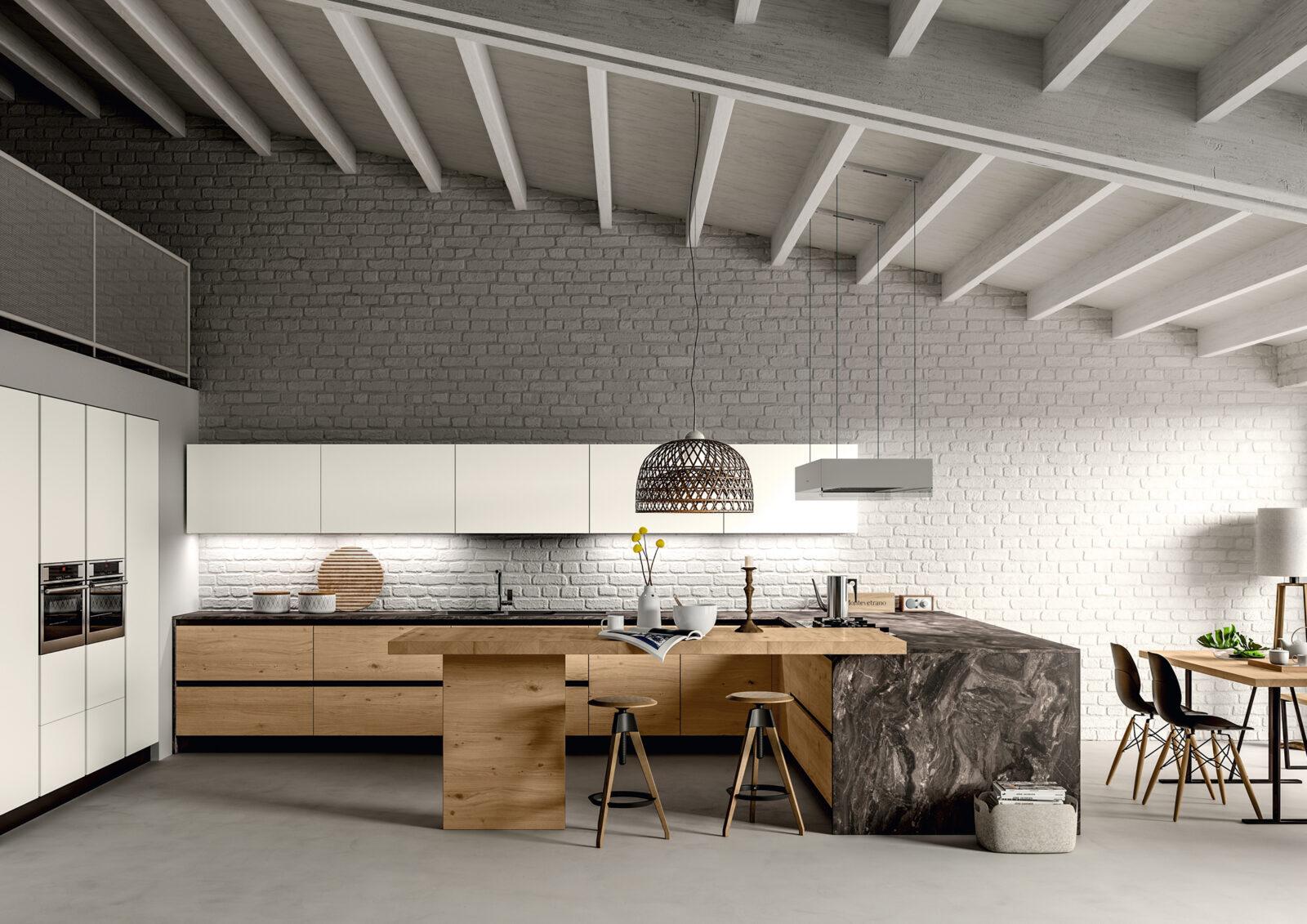Cucine Componibili Pianoro – Linea B Cucine